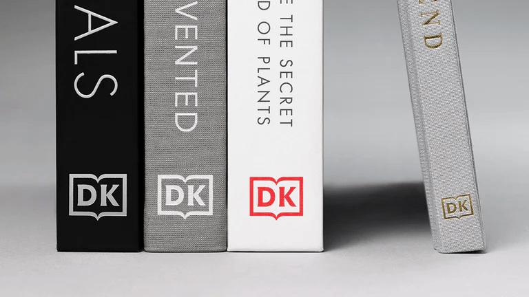 DK branding visual identity