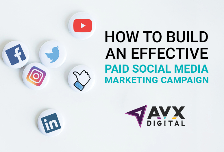 How to build an Effective Paid Social Media Marketing Campaign