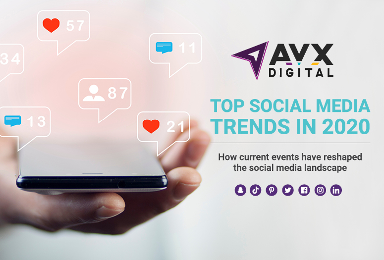 Top Social Media Trends in 2020