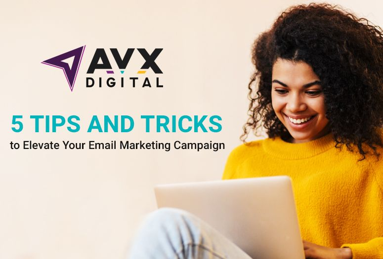 email marketing campaign feature