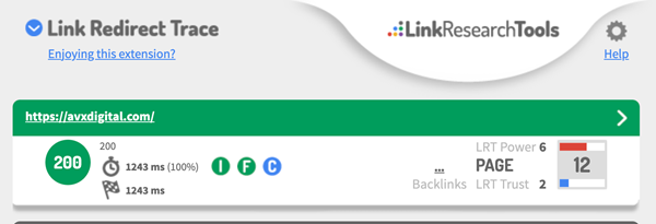 link redirect tool for seo